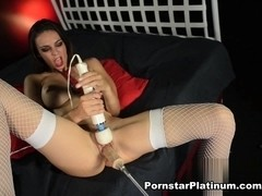 Tiffany Tyler On The Fucking Machine