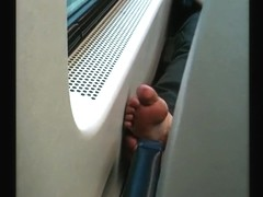 Best Candid Seat Feet 001