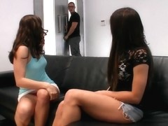 LiveGonzo Amy Brooke & Gracie Glam Orgasmic Teen Threes