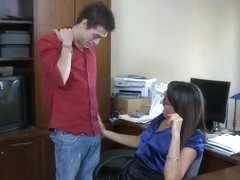 Michelle Lay & Xander Corvus in My First Sex Teacher