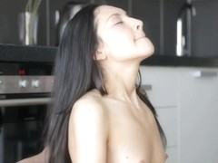 Saidat Sucks Off A Nice Thick Cock To Get Fucked