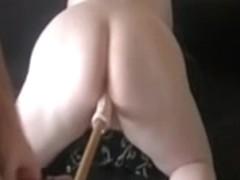 dildo on a stick