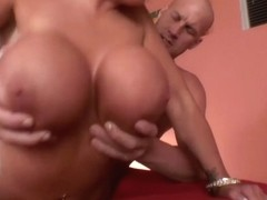 Breasty Blond Fucking Her Coworker