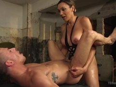 Yasmin Lee & Alexander Gustavo in Bionic Ts Bitch - TSSeduction
