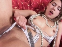 WetAndPuffy Video: Marsha Pearls