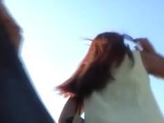 I filmed sexy girls in the public tranport on my hidden camera