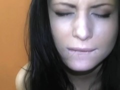 Incredibly hot pick up sex in a dancing studio