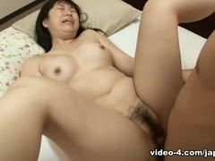 Tanned Japanese Teen Sucks Cock And Gets Creampie - JapanLust