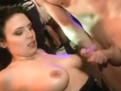 Party Ejaculation Compilation