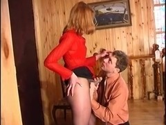Russian Strapon Lady 8