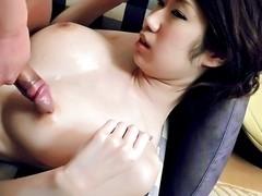 Amazing Japanese girl Fuuka Takanashi in Hottest JAV uncensored Cumshots clip