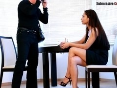 SubmissiveCuckolds Video: Kristall Rush
