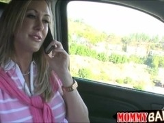 Brandi Love and Casi James hot ffm 3way with pervert BF