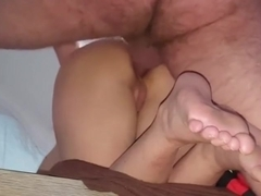 Anal Quicky mit Aneta