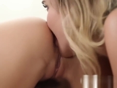 Horny Hot Chicks Kissing And Licking