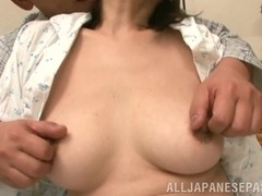 Ayumi Takanashi hot mature Asian babe enjoys position 69