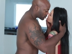 Katrina Jade Gets Drilled By BBC