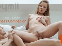 Junia and Martin - Chess Companion