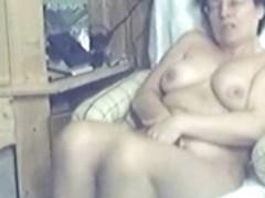 Christa hidden cam