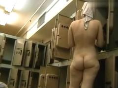 Hidden Camera Video. Dressing Room N 318
