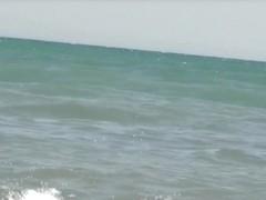 Hairy Nude girls Beach Spy Cam Voyeur