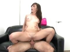 Newbie porno girl