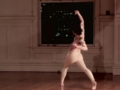 Naked on Stage-014 N14
