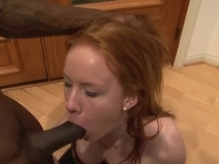 Exotic pornstar Kierra Wilde in horny interracial, facial adult clip