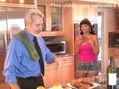 Exotic pornstar in horny anal, fetish porn movie