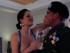 Crazy pornstar Kimberly Kane in Horny Cumshots, Brunette adult scene