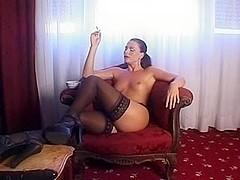 Senza Ritegno scene3 (Transsexuals, dub spanish)