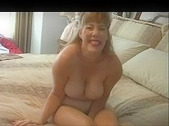 Super Horny Milf Masturbator Loves Talking Dirty