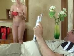 HornyOldGents Video: Natali and Frank