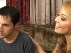 Mia Lelani & Kris Slater in My Wife Shot Friend