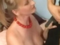 Lovely mature MILF gets her way with sexy younger cock
