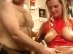 Lustful German swingers in group sex fun