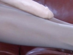 NylonFeetLine Video: Keith A