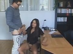 Paradise-Films Video: The Office Slut