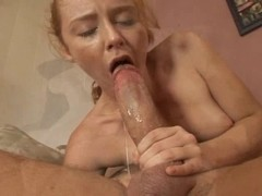 Daddy Pays Supplementary For Redhead Babysitter Tobi's Ginger Minge