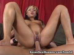 Keeani Lei in Asian Hardcore Scene