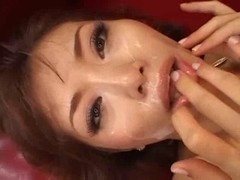 Oriental Beauty Squirts Like Mad During Sex