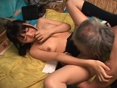 Horny Japanese chick in Crazy JAV clip