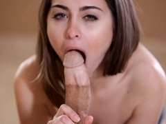 Deep pounding for sweet doll