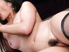 Amazing Japanese slut Eririka Katagiri in Hottest JAV uncensored Threesomes clip