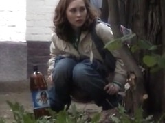 Girls Pissing voyeur video 243