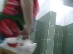 Hidden Camera Video. Dressing Room N 395