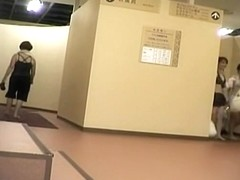 Japan ass in panty and nude on changing room spy cam dvd 438 su0303