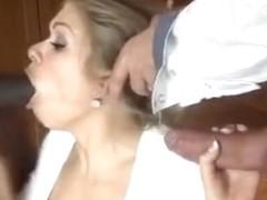 Maid Alisha Laine Interacial double penetration