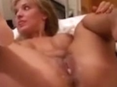 Married chick gets a creampie from a big, black dick