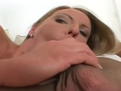 Renato and Tony bang hard Victoria Blond